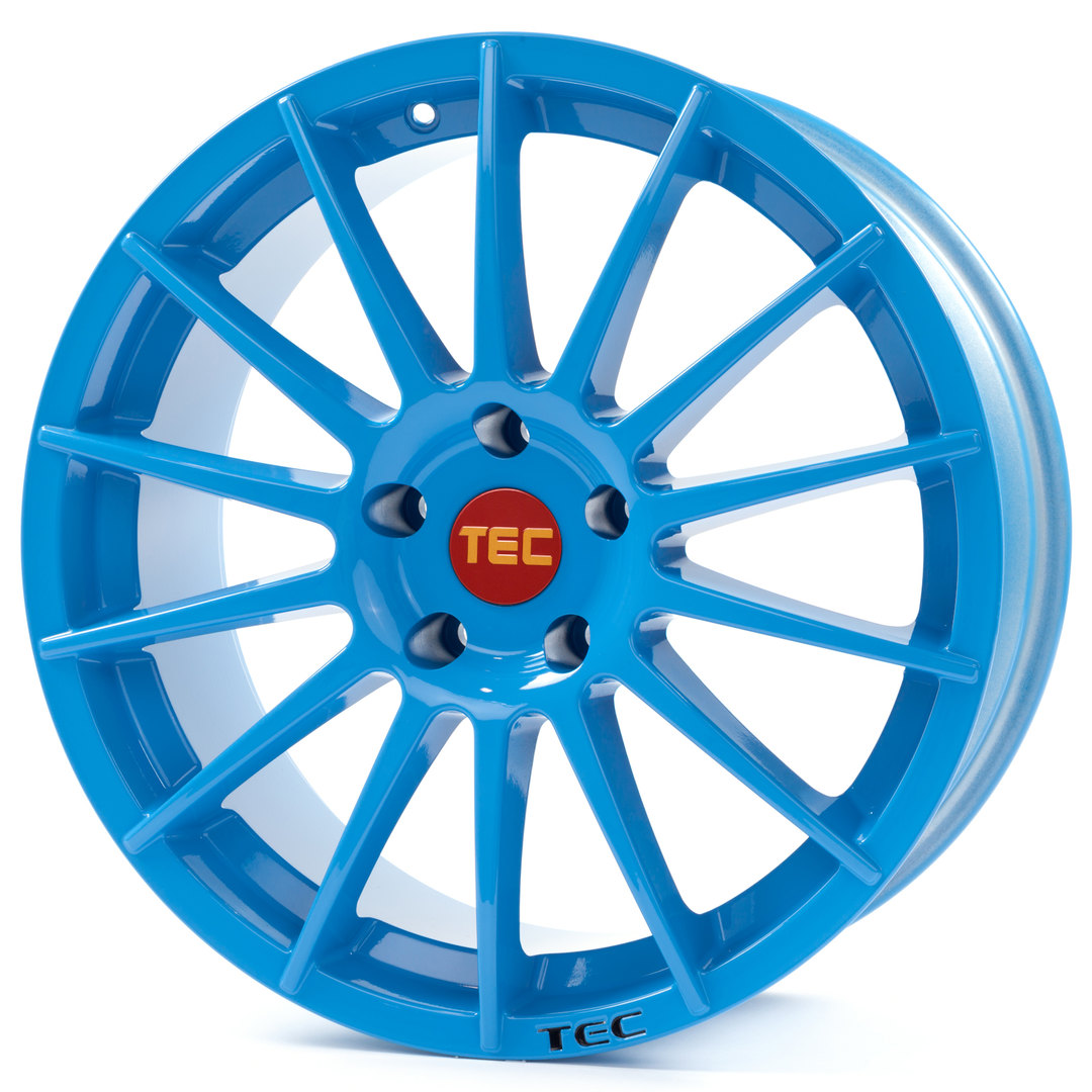 Tec Speedwheels AS2 Hellblau