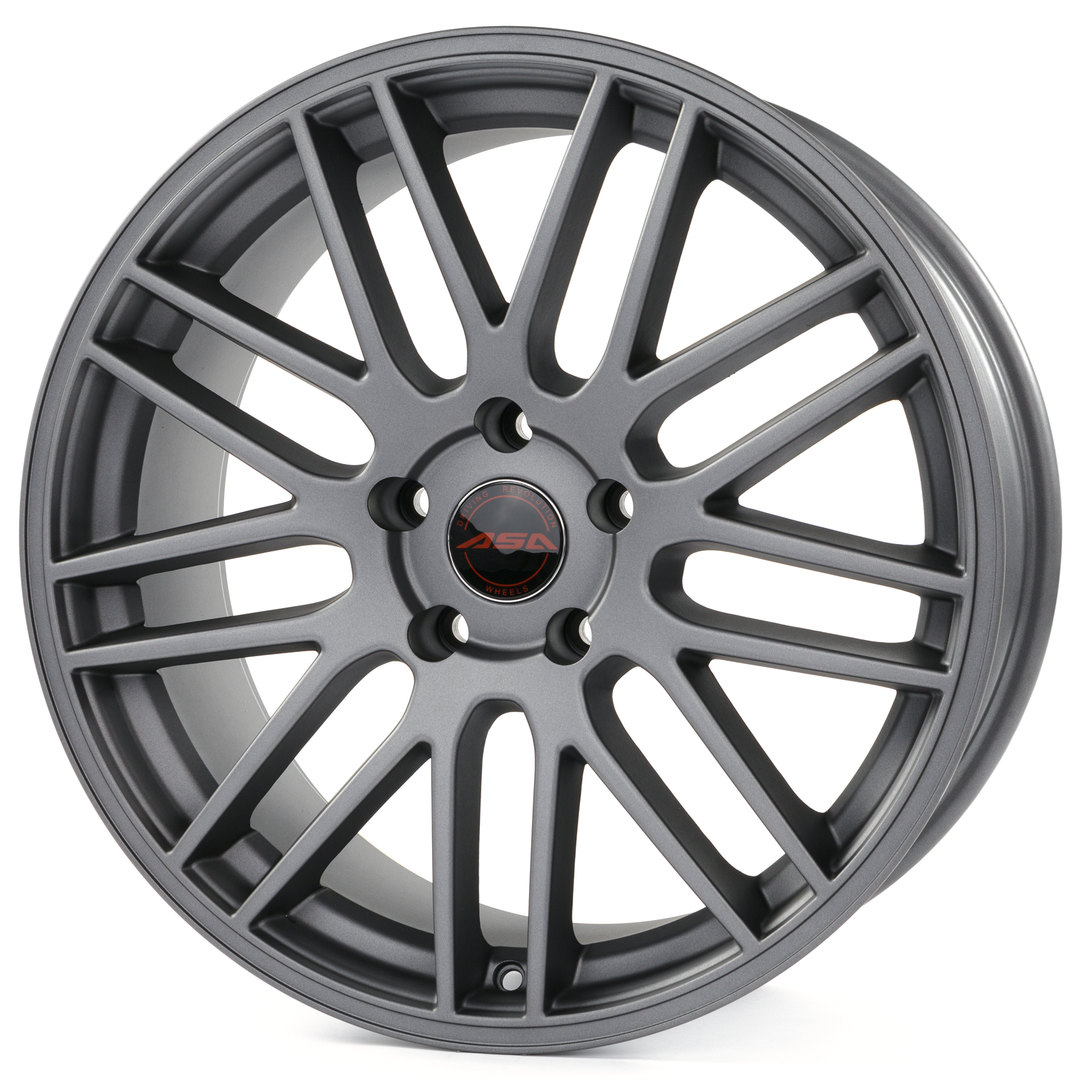 Tec Speedwheels GT-1 gun metal
