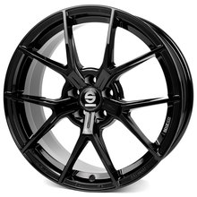 Sparco Podio Gloss Black