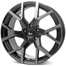 Barracuda Tzunamee Evo Dark Gunmetal brushed