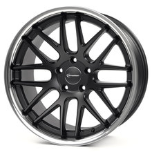 Emotion Wheels Concave matt black/inox