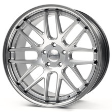 Emotion Wheels Concave hyper silver/inox